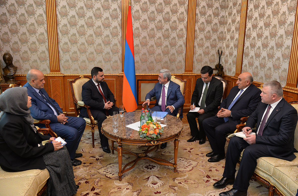 News Embassy Of Armenia To Iraq