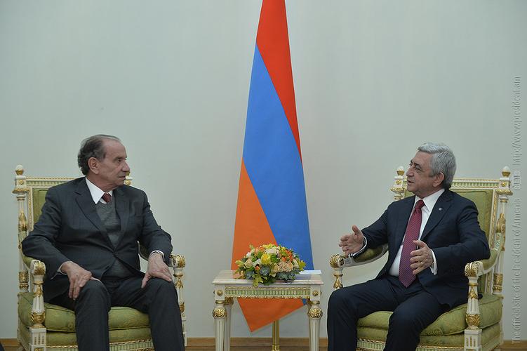 Алоизио Нуньес Ферейра: Во многих вопросах подходы Бразилии и Армении совпадают
