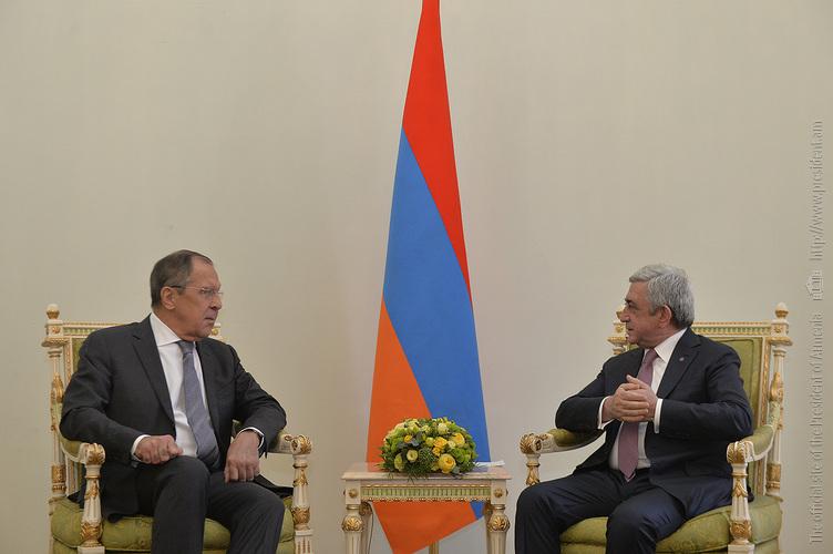 Лавров: Нет ни одной сферы, где бы Россия и Армения не имели реального механизма практического взаимодействия