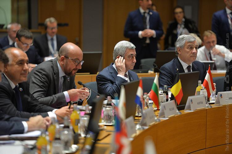 Саргсян: ООН никогда не принимала резолюции по части урегулирования вопроса Нагорного Карабаха