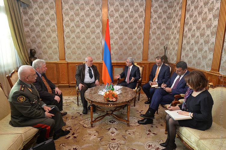 Серж Саргсян: Армения выполняет все международные обязательства по нераспространению ядерного оружия