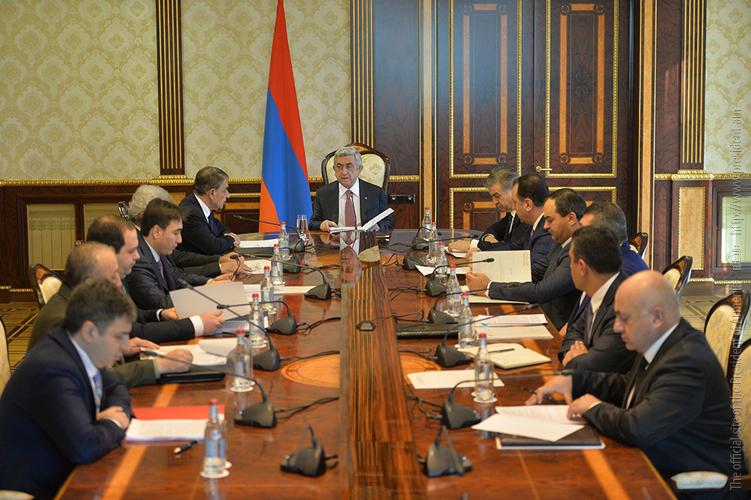 Президент Армении созвал заседание Совета национальной безопасности: обсуждены вопросы развития ВПК и борьбы с терроризмом