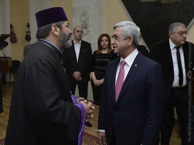 Глава грузинской епархии ААЦ: Армянские школы Грузии нуждаются в специалистах