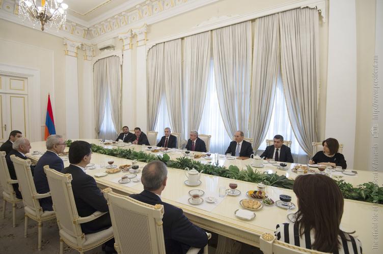 Организаторы церемонии вручения премии президента Армении за вклад в IT-сферу отчитались об успехах
