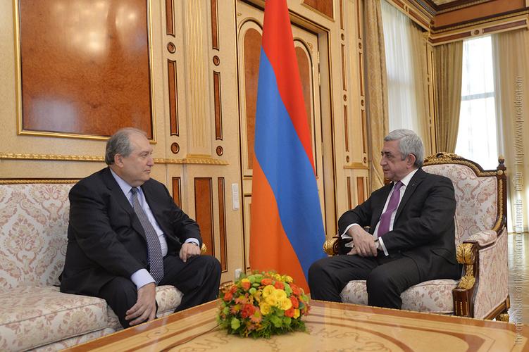 Политтехнолог: Кандидат в президенты Армении Армен Саркисян благодаря своим связям может влиять на решения за рубежом