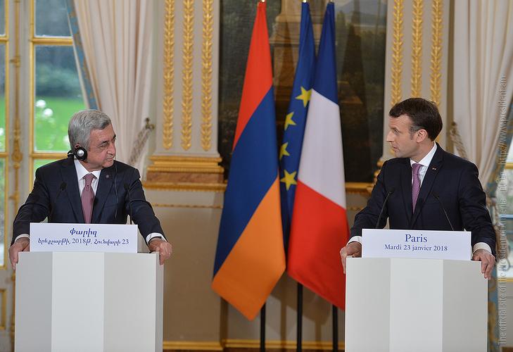 Франция сменила подход к карабахскому урегулированию?