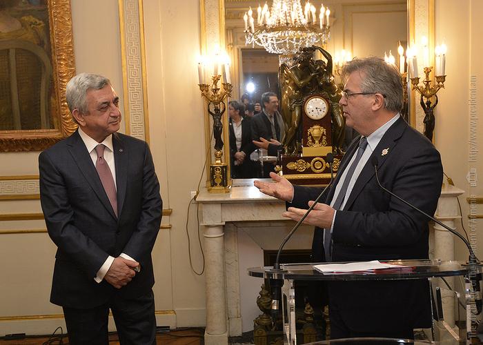 Жак Марилосян: В июне Армению посетит французская делегация