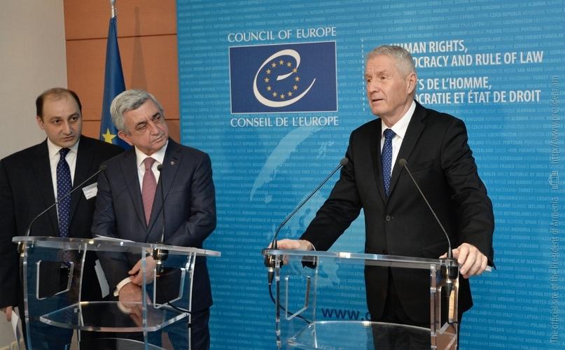 Генсек Совета Европы Турбьёрн Ягланд: В Армении все процессы протекают в верном направлении