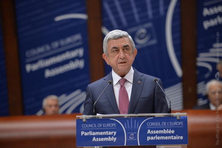 Серж Саргсян: В 2008г. нам даже грозили санкции, а спустя 10 лет мы говорим уже о достижениях Армении