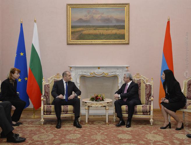 В июне состоится армяно-болгарский бизнес-форум