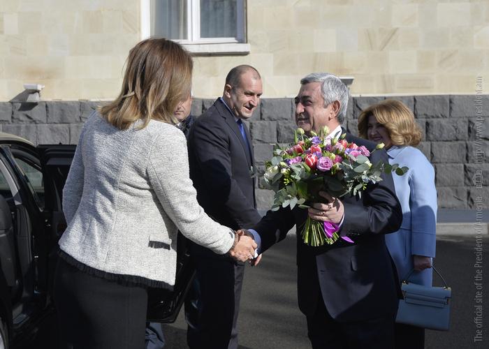 Серж Саргсян: Армения и Болгария добились серьезных достижений