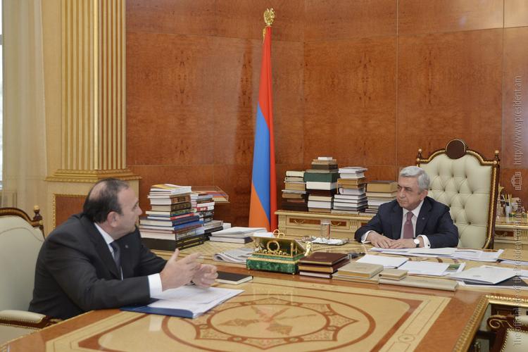 Министр образования и науки Армении доложил о работах по принятию нового закона о высшем образовании