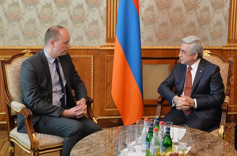 Серж Саргсян: Оценки делегации МВФ будут учтены в Стратегии развития Армении до 2030 года