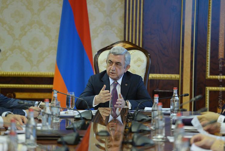 Президент Армении лично контролирует процесс подготовки к крупным государственным мероприятиям в 2018 году