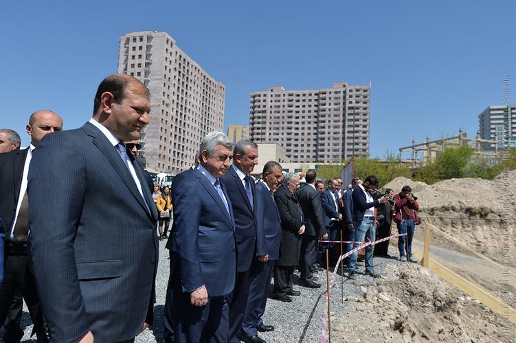 В Армении продолжается реализация соцпрограммы «Доступная квартира – молодым специалистам»