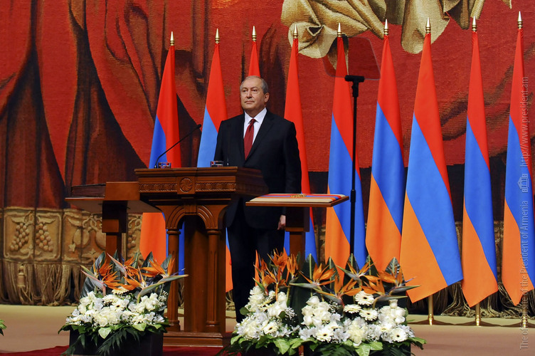 Армен Саркисян: Сегодня признание Геноцида армян не является самоцелью