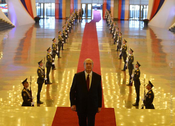 Армен Саркисян: Нашим приоритетом должно быть всестороннее укрепление единства Армения-Арцах-Диаспора