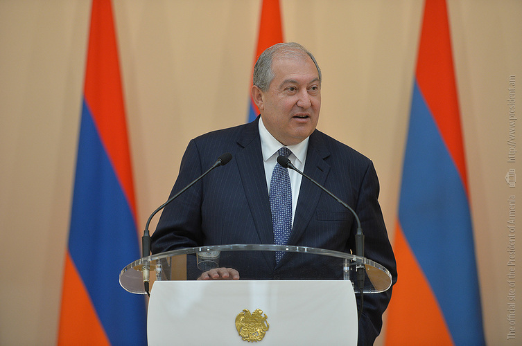 Армен Саркисян: Экономика Армении имеет большой потенциал развития