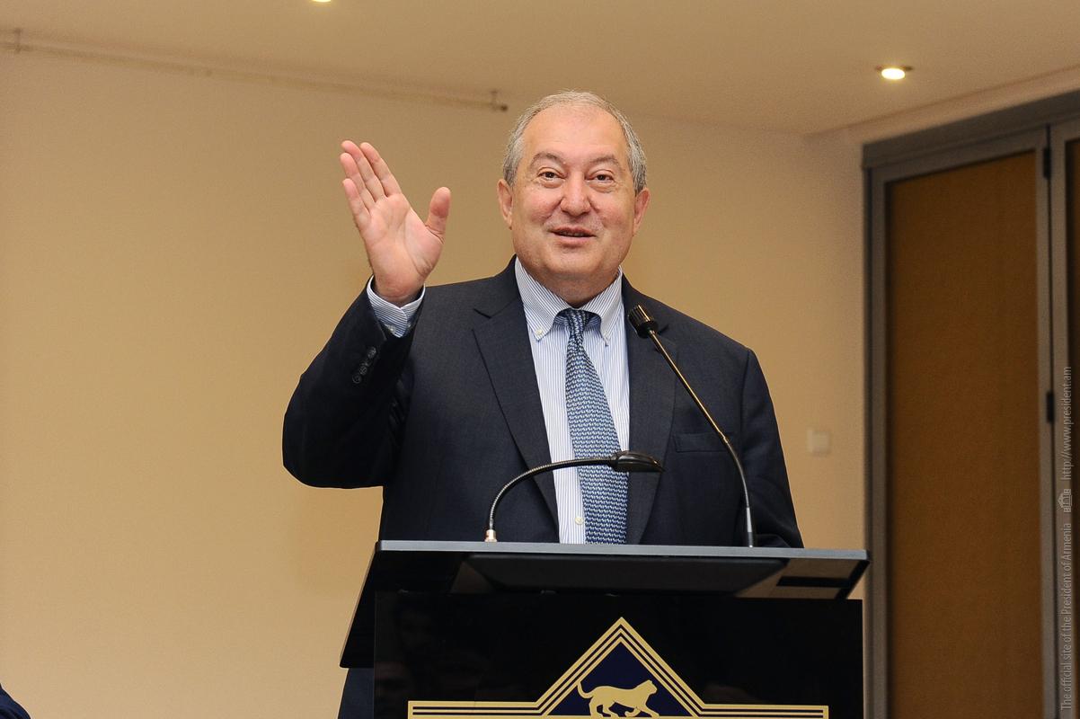 Президент Армении: В компании «Лидиан» я не был ни директором, ни владельцем, ни управляющим, и точка