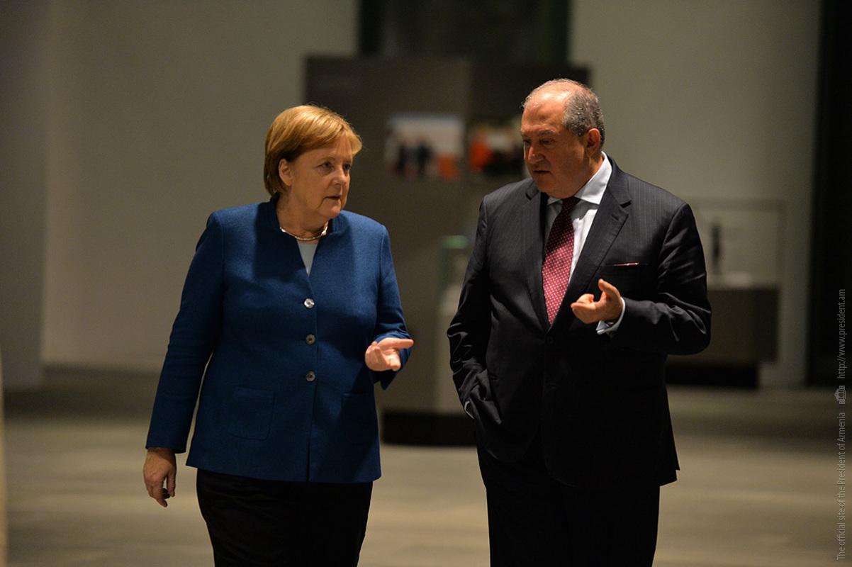 Германия обсуждает возможности сотрудничества с армянским центром «Тумо»