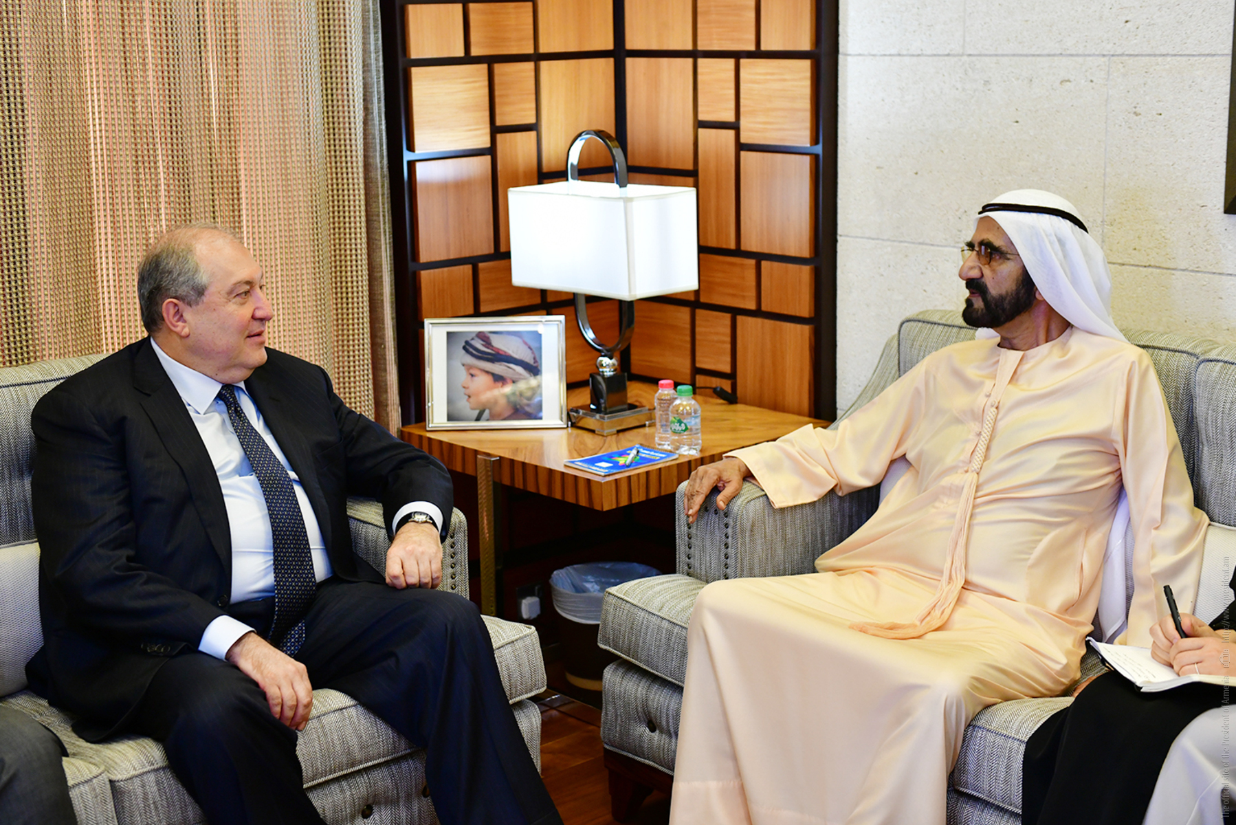 We View As Important Interest Of The Uae Companies Towards