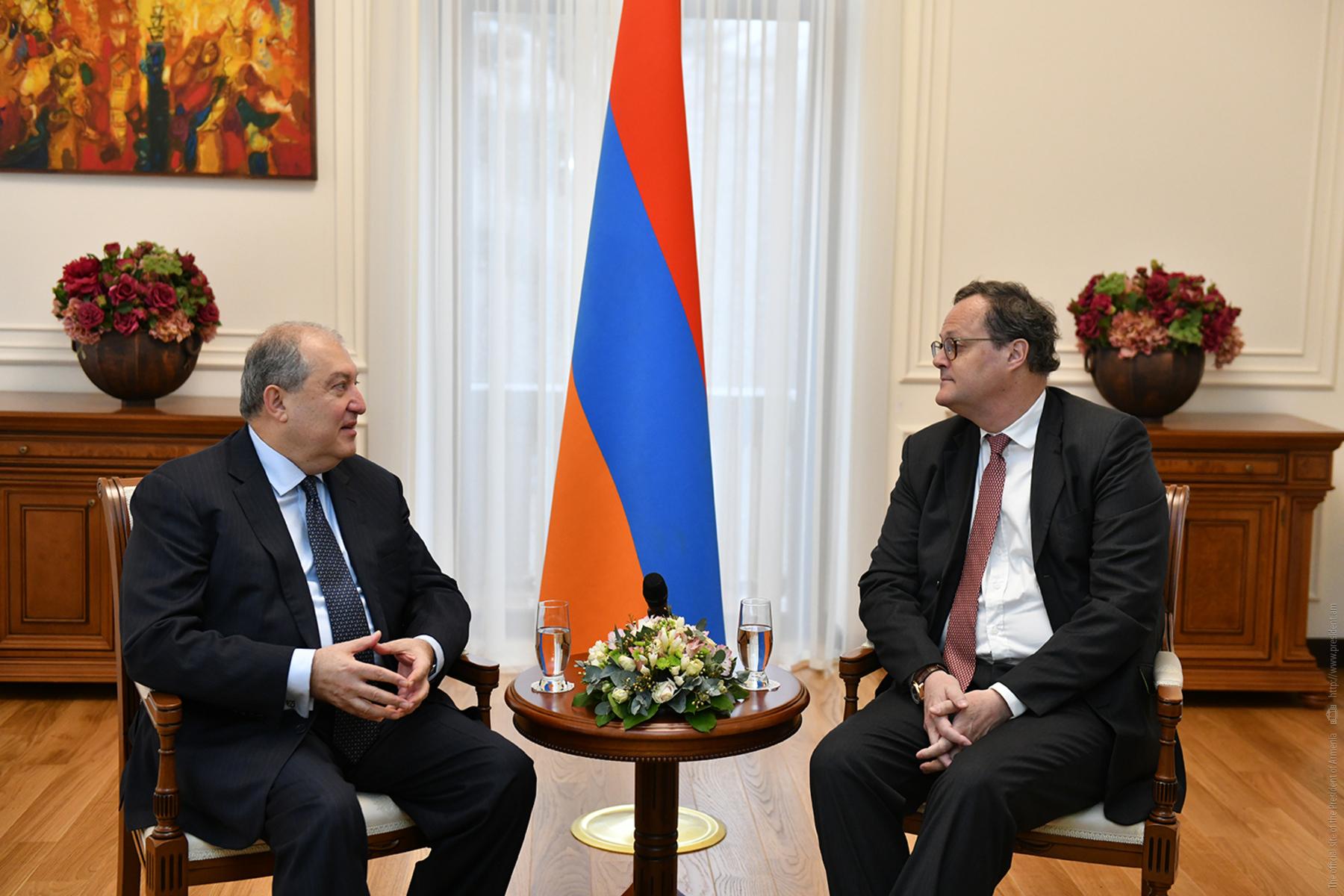 За кулисами визита делегации компании Thales в Армению
