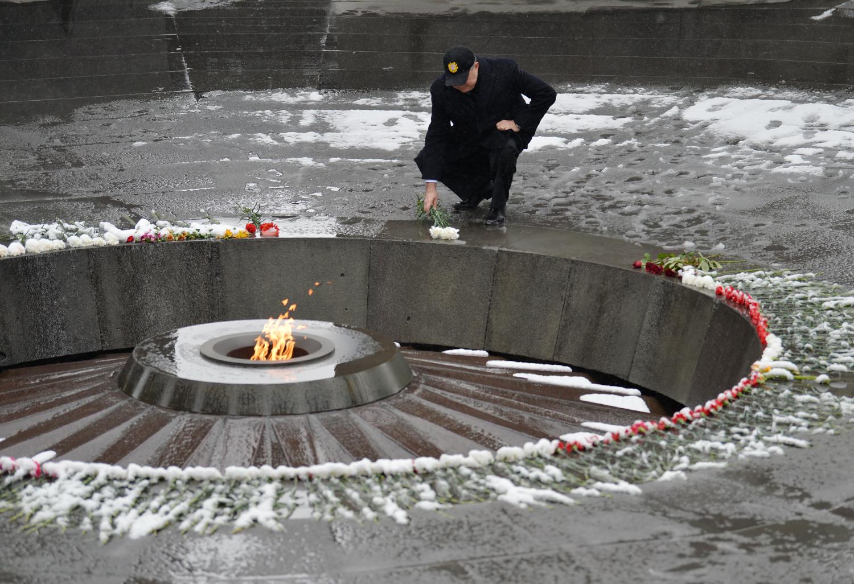 Сумгаитское преступление не имеет срока давности | президент Армении