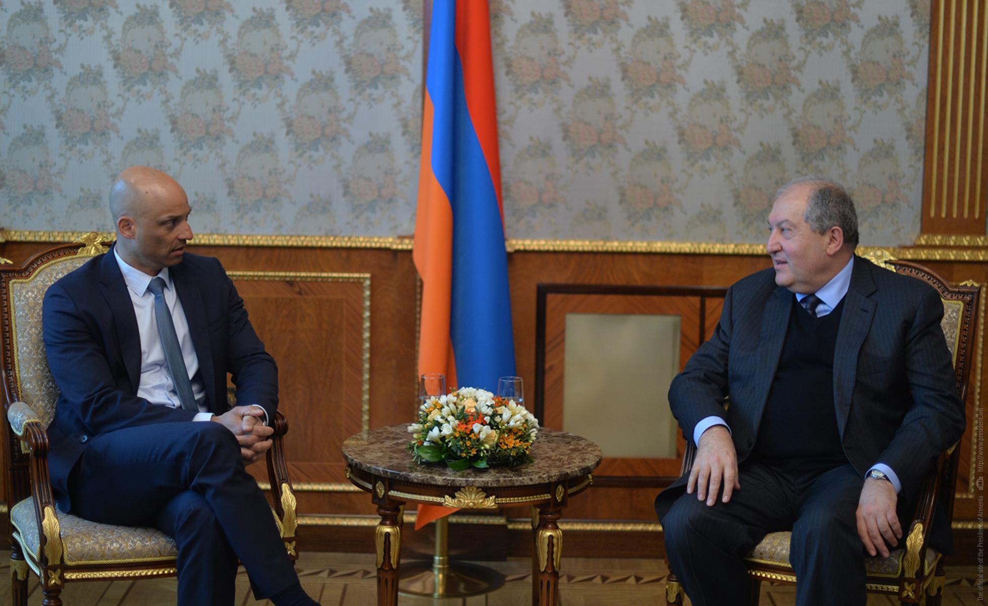 Аппатурай: Армения - стабильный и надежный партнер НАТО
