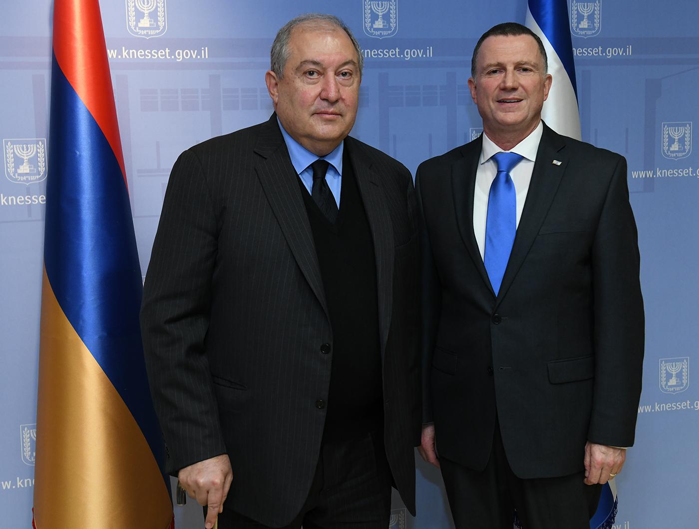 Армения Израиль