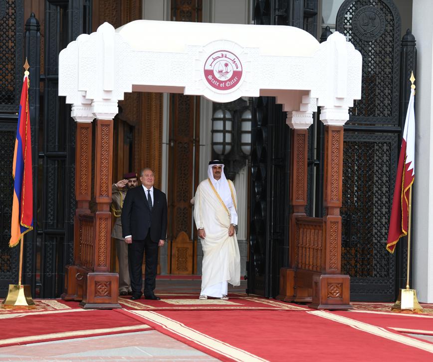 Новая страница в отношениях Армения-Катар